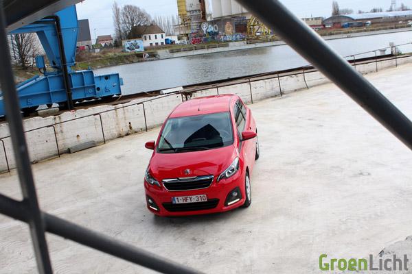 Rijtest - Peugeot 108 04