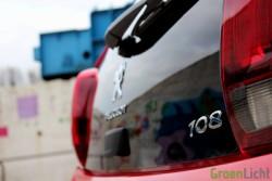 Rijtest - Peugeot 108 05