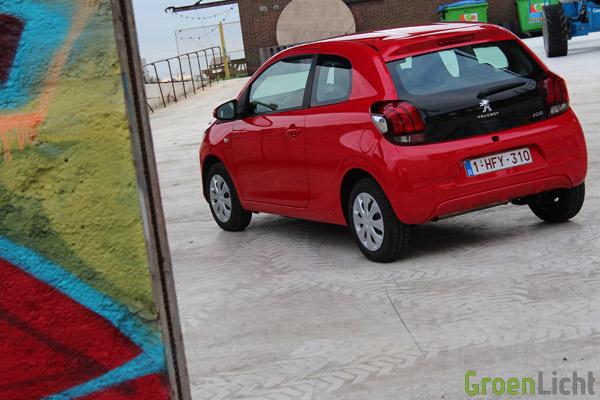 Rijtest - Peugeot 108 06
