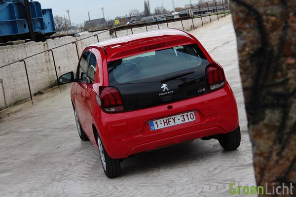 Rijtest - Peugeot 108 07