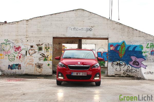 Rijtest - Peugeot 108 08