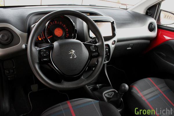Rijtest - Peugeot 108 10