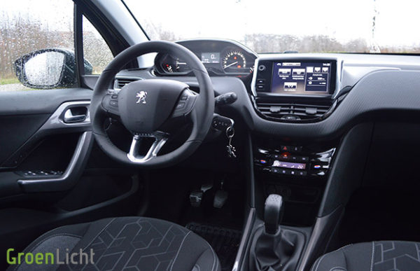 Rijtest Peugeot 2008 SUV 1.2 PureTech 82 pk Active