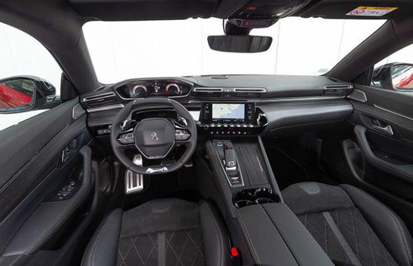 Rijtest: Peugeot 508 GT 1.6 PureTech 225 pk (2019)