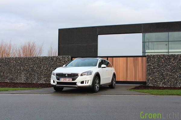 Rijtest - Peugeot 508 RXH Facelift - MY2014 04