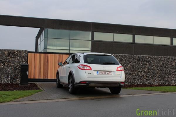 Rijtest - Peugeot 508 RXH Facelift - MY2014 05