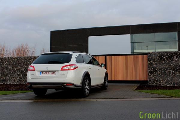 Rijtest - Peugeot 508 RXH Facelift - MY2014 06