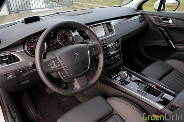 Rijtest - Peugeot 508 RXH Facelift - MY2014 20