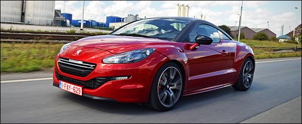 Rijtest: Peugeot RCZ R