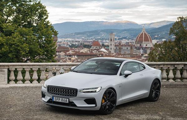 Rijtest: Polestar 1 coupe performance 609 pk PHEV (2019)