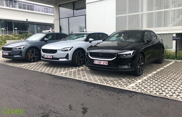 Kort Getest: Polestar 2 EV 78 kWh Performance Pack (2020)
