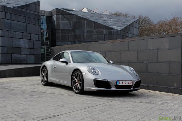 Rijtest - Porsche 911 Carrera S - 01