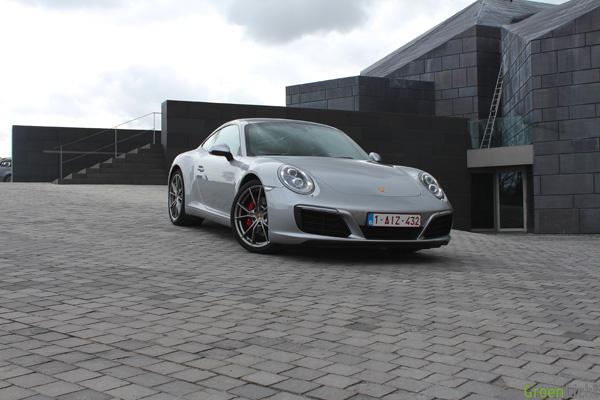 Rijtest - Porsche 911 Carrera S - 07
