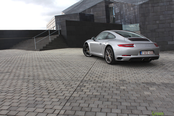 Rijtest - Porsche 911 Carrera S - 09