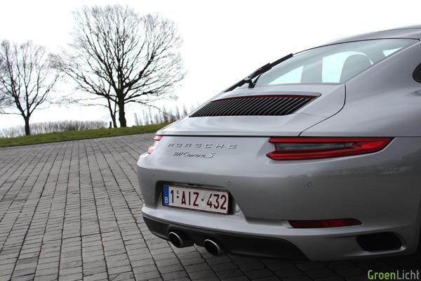 Rijtest - Porsche 911 Carrera S - 10