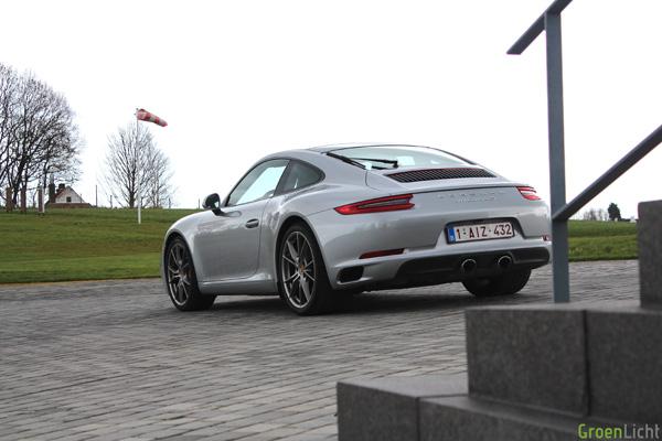 Rijtest - Porsche 911 Carrera S - 11