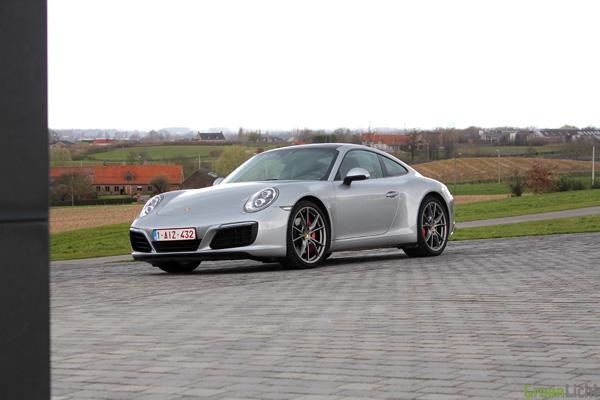 Rijtest - Porsche 911 Carrera S - 12