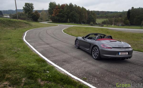 Rijtest - Porsche Boxster GTS - 02