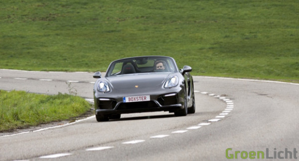 Rijtest - Porsche Boxster GTS - 03