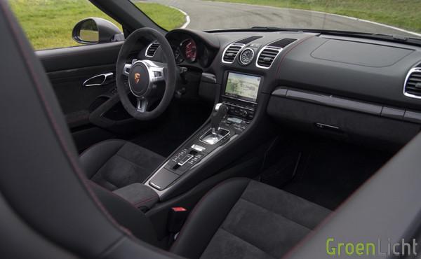 Rijtest - Porsche Boxster GTS 08