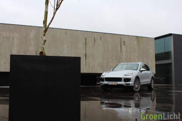 Rijtest - Porsche Cayenne S 04