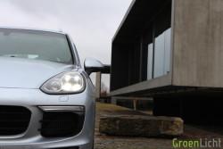 Rijtest - Porsche Cayenne S 06