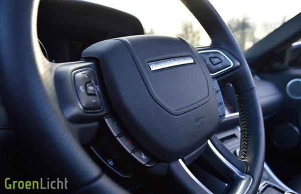 Rijtest Range Rover Evoque Convertible 2.0 TD4 180 pk 02