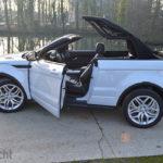 Rijtest Range Rover Evoque Convertible 2.0 TD4 180 pk