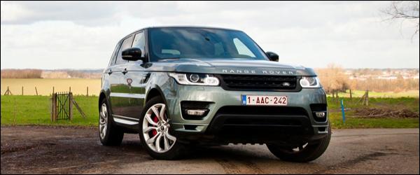 Rijtest: Range Rover Sport SVD6 Autobiography
