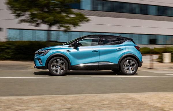 Kort Getest: Renault Captur E-TECH Plug-in Hybrid 160 pk crossover PHEV (2020)