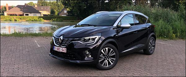Rijtest: Renault Captur 1.3 TCe EDC 155 pk (2020)