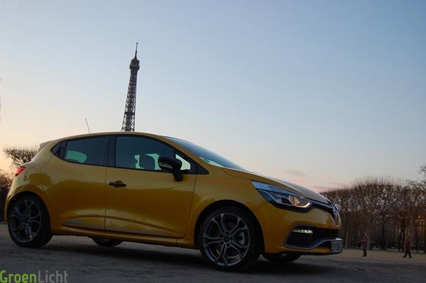 Rijtest Renault Clio RS