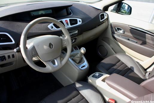 Rijtest Renault Grand Scenic
