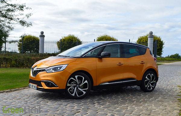 Kort Getest: Renault Scénic & Grand Scénic (2016)