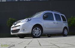 Rijtest: Renault Kangoo - Facelift 2013