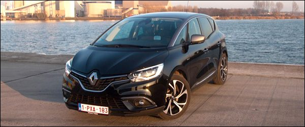 Rijtest: Renault Scenic 1.5 dCi 110 pk Bose Edition (2016)