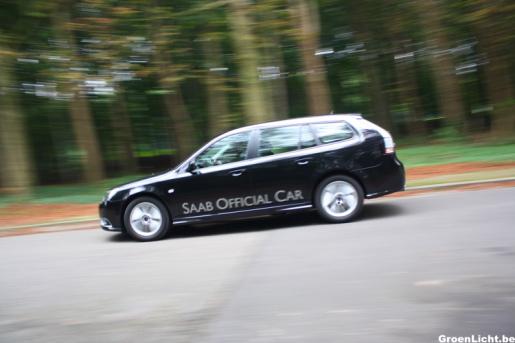 Saab 9-3 Sport-Hatch XWD Aero 2.0T