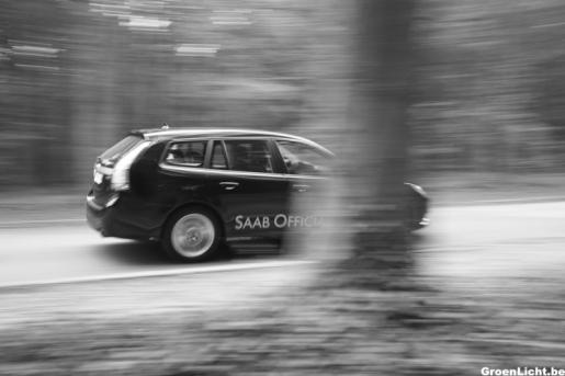 Rijtest Saab 9-3 Sport-Hatch 2.0T XWD