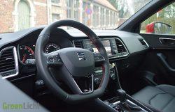 Rijtest: Seat Ateca FR SUV 2.0 TSI 4Drive 190 pk (2018)