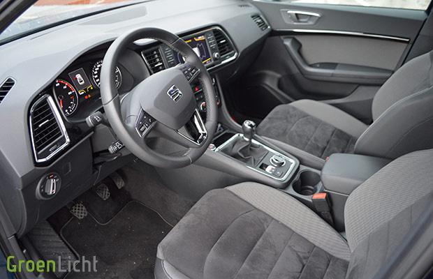 Rijtest seat ateca 1 4 tsi 150 pk xcellence for Interieur 360 karachi