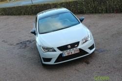 Rijtest - Seat Leon Cupra 09