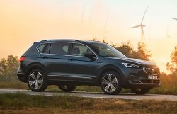 Kort Getest: Seat Tarraco SUV (2018)