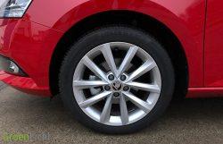 Rijtest: Skoda Fabia 1.0 TSI 95 pk facelift (2018)
