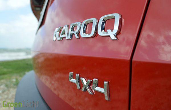 Kort Getest: Skoda Karoq SUV (2017)
