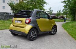 Rijtest: Smart ForTwo Cabrio 71 pk Prime