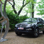 Rijtest Ssangyong Rexton W 2013 SUV