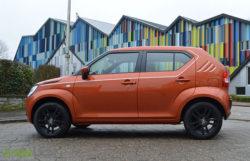Rijtest Suzuki Ignis 2017 crossover 1.2 DualJet GL