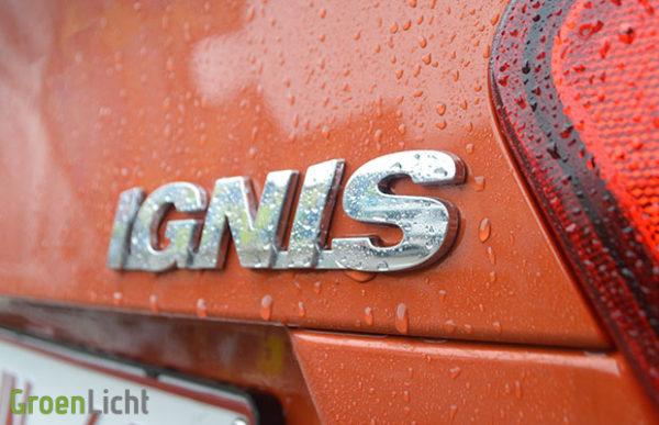Rijtest: Suzuki Ignis 1.2 GL (2017)