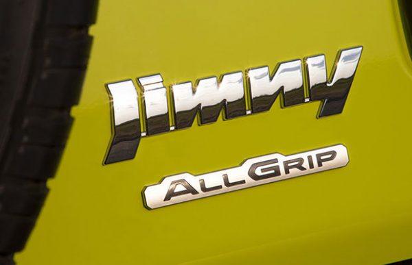 Rijtest Suzuki Jimny 1.5i (2018)