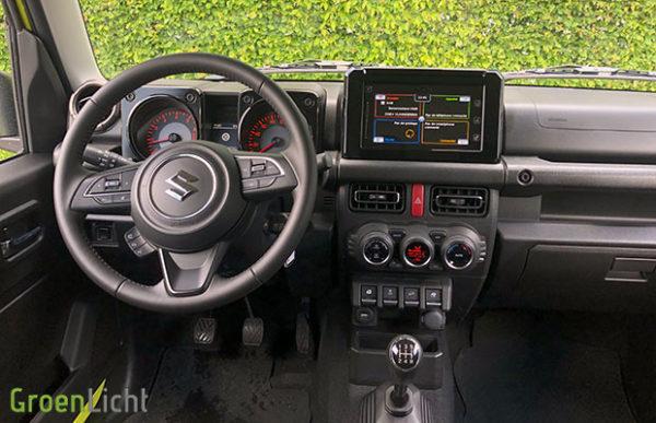 Rijtest: Suzuki Jimny 1.5i AllGrip (2019)